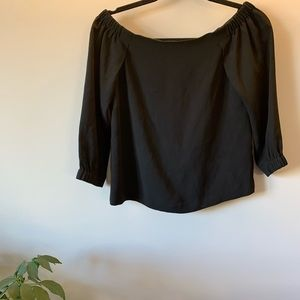 Babaton Off-the-Shoulder Top